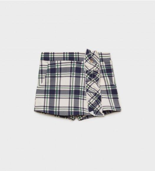 Пола-панталон за момиче