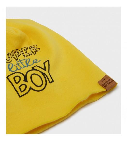 Шапка за бебе момче