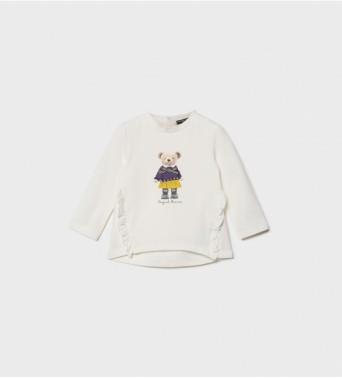 Памучна блузка бебеt