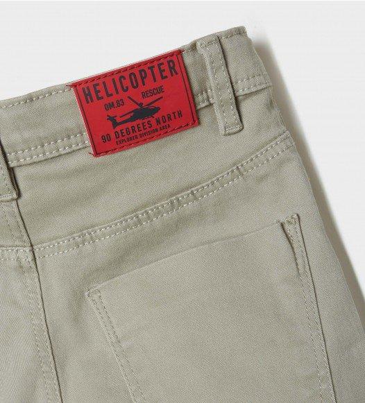 Памучен панталон за момче
