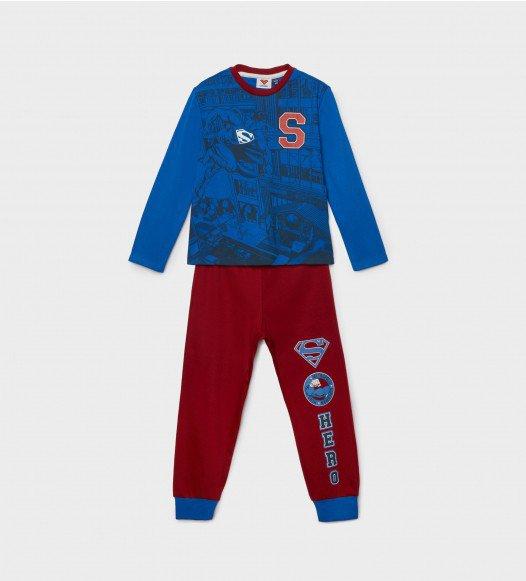Пижама Супермен за  момче