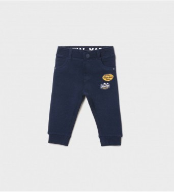 Памучни панталони за бебеt