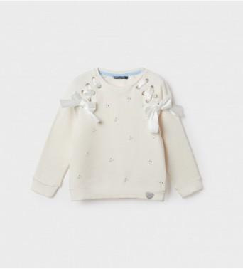 Памучна блуза за момичеt