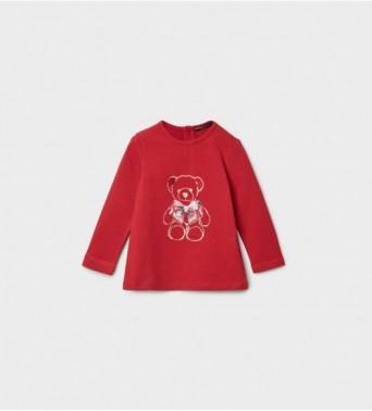 Блузка за бебе  с мечеt