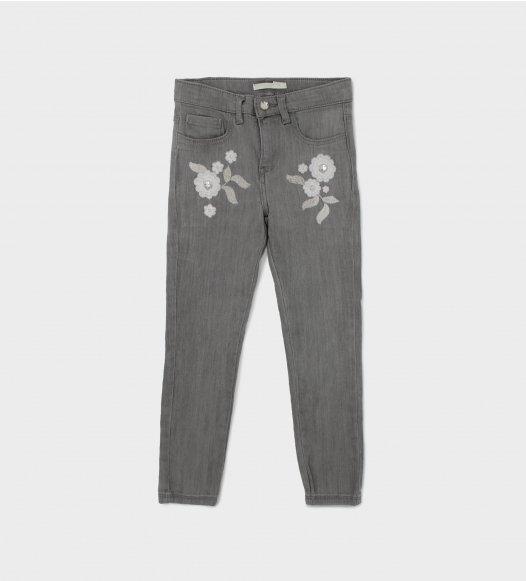 Дънкови панталони за момиче