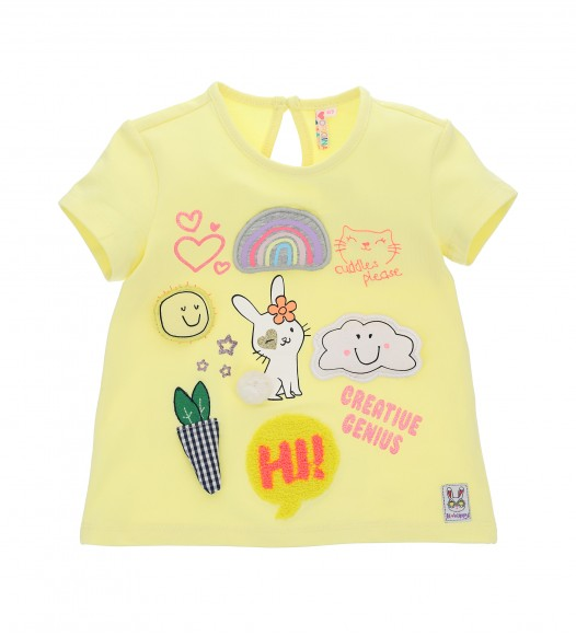 Блуза  за бебе  момиче
