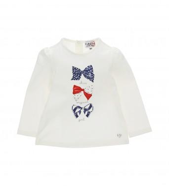 Тениска за бебе момичеt