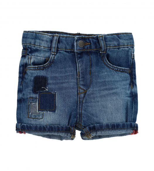 Къси панталонки за бебе момче