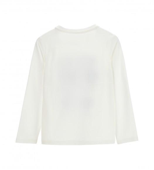Памучна блуза за момиче