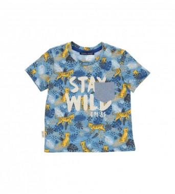 Блуза за бебе момчеt