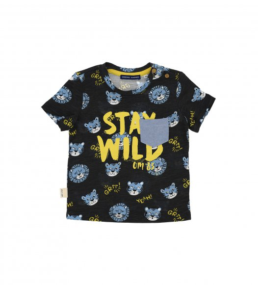 Блуза за бебе момче