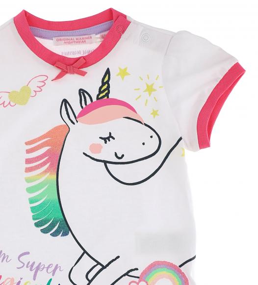 Пижама за бебе