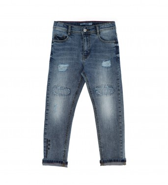 Дънков панталон за момчеt