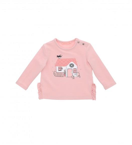 Блузка за бебе