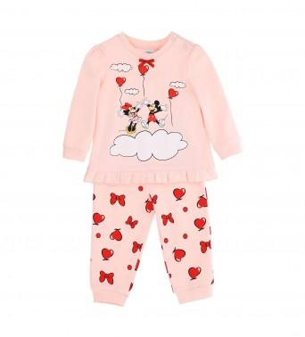 Пижама за бебе момичеt