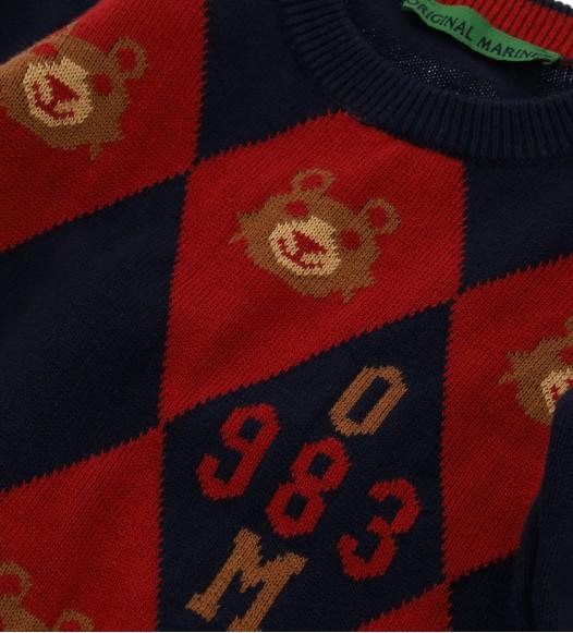 Пуловер за бебе