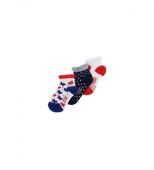 Чорапи за бебе момиче