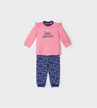 Пижама за момиченцеt
